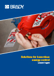Brady Lockout Tagout Catalogue